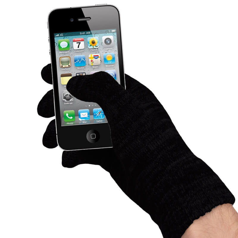 Touchie Cotton Touch Screen Gloves