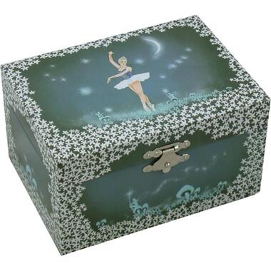 Ballerina Fairy Musical Jewellery Box
