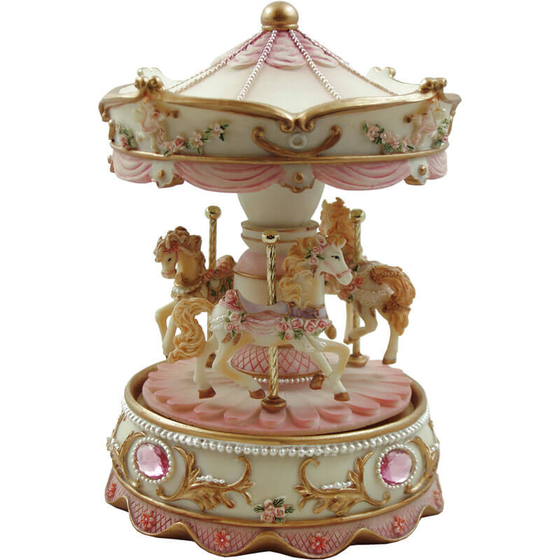 """Melodie"" - Musical Carousel"