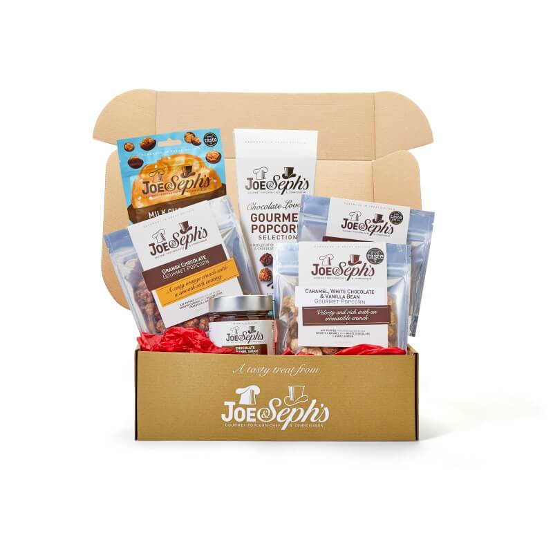 Chocolate Lover's Night In Gift Box