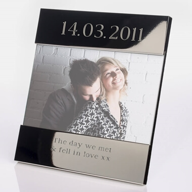 25th Wedding Anniversary Gifts.25th Silver Wedding Anniversary Gifts Buy From Prezzybox Com