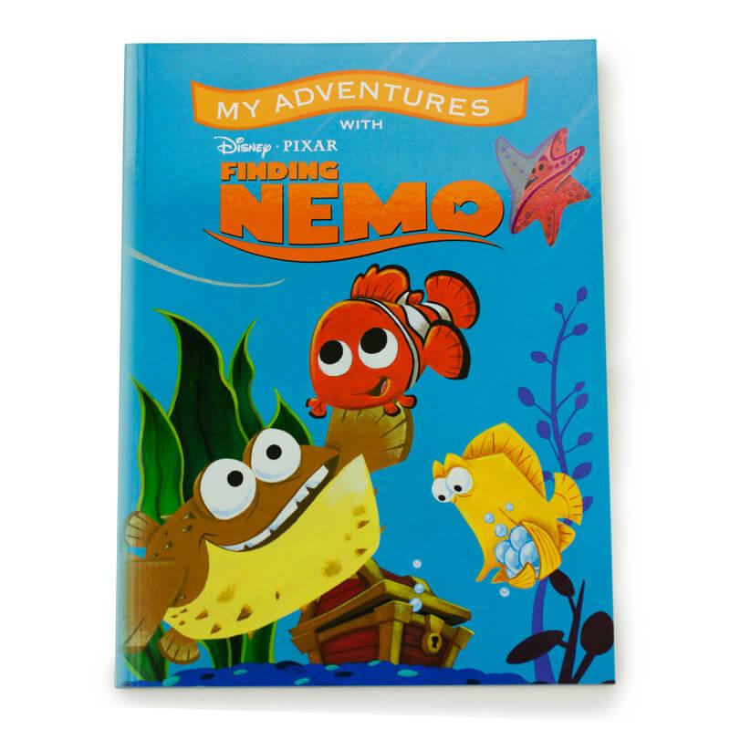 Personalised Disney Finding Nemo Book