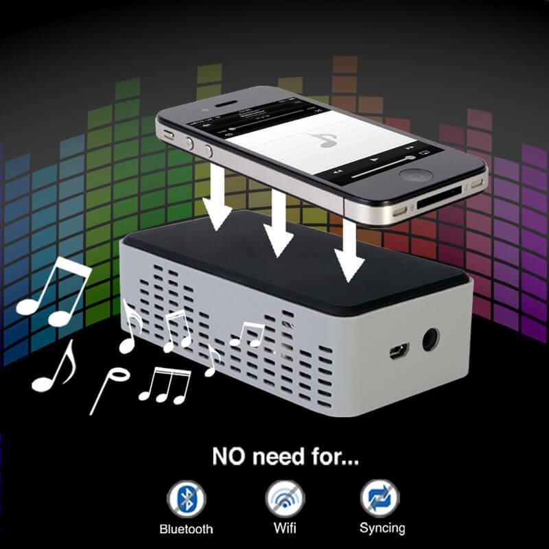 Wireless Touch Speaker