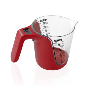 Digital Kitchen Scale Measuring Jug