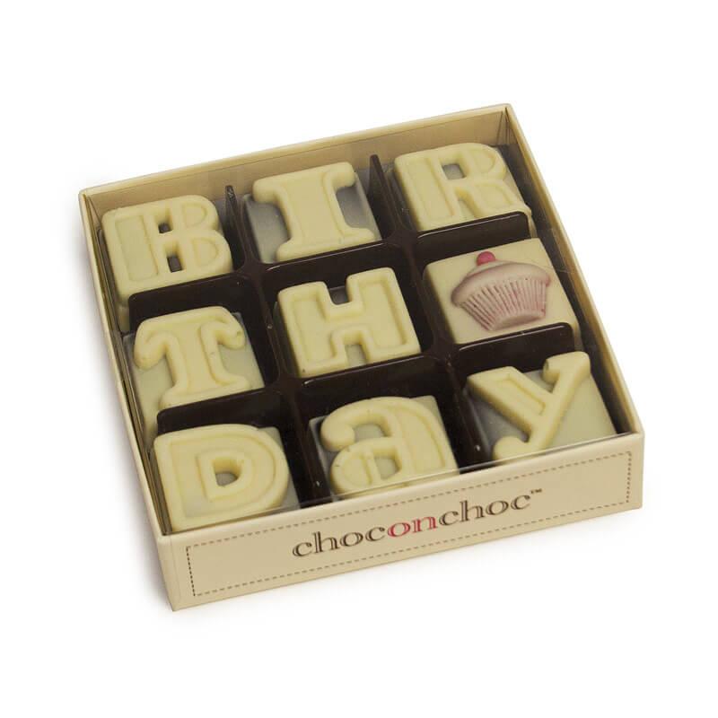 Birthday Chocolate