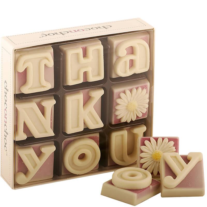 Thank You Box of Chocolates