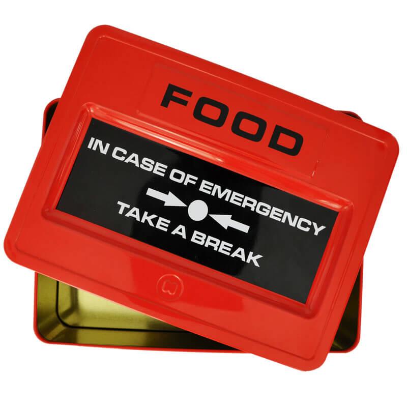 Take A Break Tin