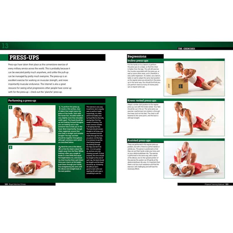 Haynes - Royal Marines Fitness Manual