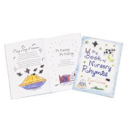 Personalised My Book of Nursery Rhymes