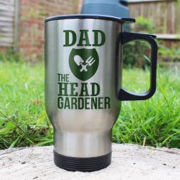 Personalised Gardener's Mug