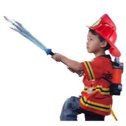 Super Soaking Fire Hose Back Pack