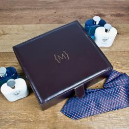 Personalised Tie Box