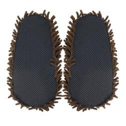 Aroma Home Fuzzy Feet Slippers - Owl