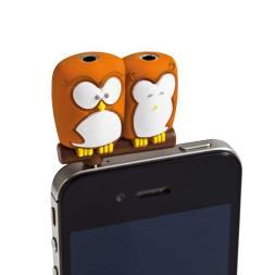 Owl Headphone Splitter