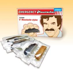 Emergency Moustaches