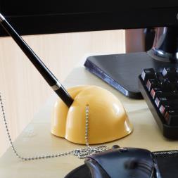 The Farting Pen Holder