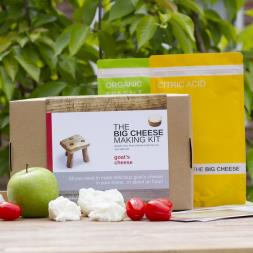 Goats Cheese Making Kit