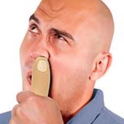 Finger Nose Hair Trimmer