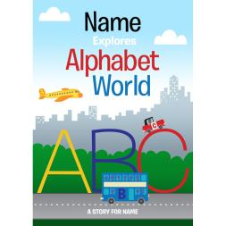 Personalised ABC's Book
