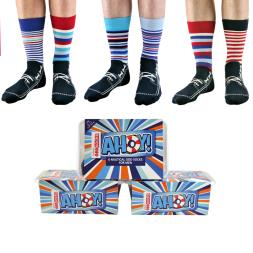 Ahoy Mens Socks