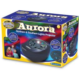 Aurora Northern And Southern Lights Projector