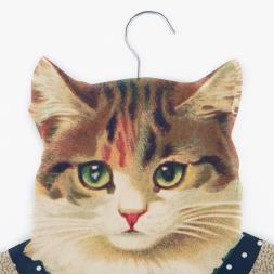Cat Dress Up Hanger