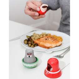 Red Riding Hood Salt & Pepper Set
