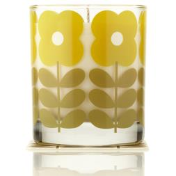 Orla Kiely Primrose and Bergamot Scented Candle