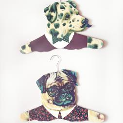Dog Dress Up Hanger