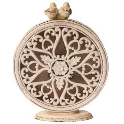 Boudoir Table Clock