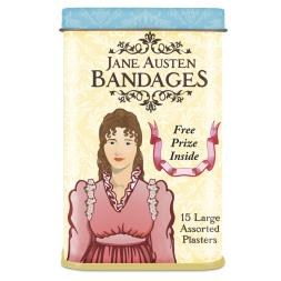 Jane Austen Plasters