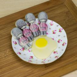 Chocolate Egg and Soldiers