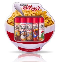 Vintage Kellogg's Cereal Lip Balms