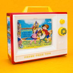 Fisher Price Classics - Two Tune Television