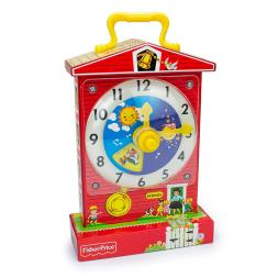 Fisher Price Classics - Teaching Clock