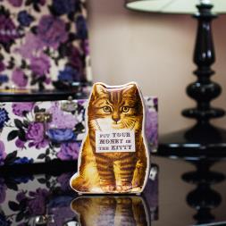 Kitty Money Pot
