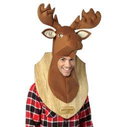 Loose Moose - Trophy Head Costume