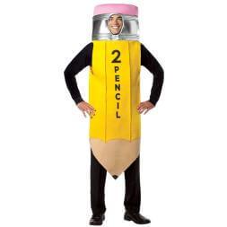 Pencil Costume