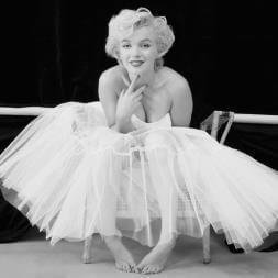 Marilyn Monroe Ballerina Canvas