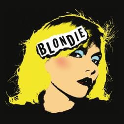 Blondie Canvas