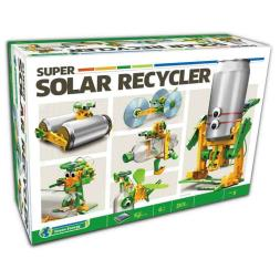 6 In 1 Super Solar Recycler Science Kit