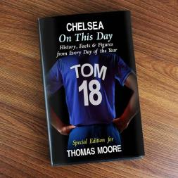 Personalised Chelsea On This Day