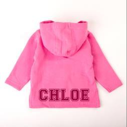 Personalised Baby Hoodie