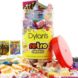 Personalised Sweetie Jar