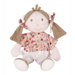 Mamas & Papas Mini Berry Rag Doll