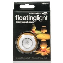 Rechargeable Floating Light