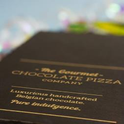 Congratulations Chocolate Pizza