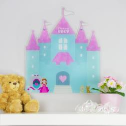 Personalised Princess Memo Board