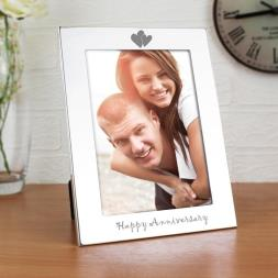 Happy Anniversary Photo Frame