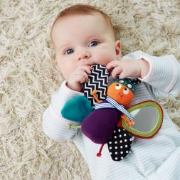 Aviator Butterfly Baby Toy